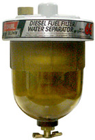 Baldwin 65-W30 Gasoline or Diesel Fuel Filter/Water Separator ( 30 Micron)