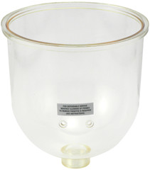 Baldwin 200-21HBP Clear Bowl with Water Sensor & Heater Probes