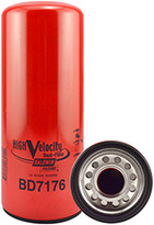 Baldwin BD7176 High Velocity Dual-Flow Lube Spin-on