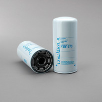 Donaldson P551670 Lube Filter, Spin-On Full Flow