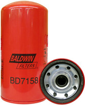 Baldwin BD7158 Dual-Flow Lube Spin-on
