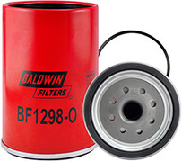 Baldwin BF1298-O Fuel/Water Sep with Open Port for Bowl