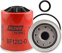 Baldwin BF1282-O Fuel/Water Separator Spin-on with Open Port for Bowl