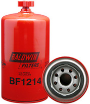 Baldwin BF1214 Fuel/Water Separator Spin-on with Drain