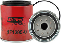 Baldwin BF1295-O Fuel Spin-on with Open Port for Bowl