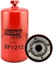 Baldwin BF1213 Fuel/Water Separator Spin-on with Drain