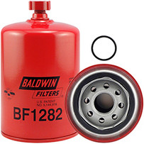 Baldwin BF1282 Fuel/Water Separator Spin-on with Drain