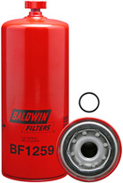 Baldwin BF1259 Fuel/Water Separator Spin-on with Drain