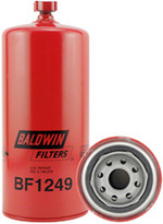 Baldwin BF1249 Fuel/Water Separator Spin-on with Drain