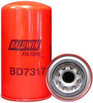 Baldwin BD7317 Dual-Flow Lube Spin-on