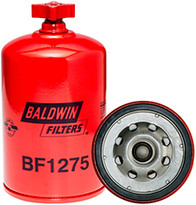 Baldwin BF1275 Fuel/Water Separator Spin-on with Drain