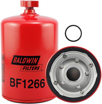 Baldwin BF1266 Fuel/Water Separator Spin-on with Drain
