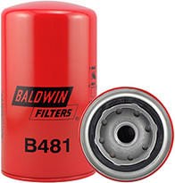 Baldwin B481 Full-Flow Lube Spin-on