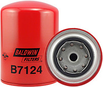 Baldwin B7124 By-Pass Lube Spin-on