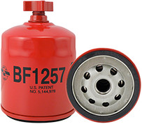 Baldwin BF1257 Fuel/Water Separator Spin-on with Drain