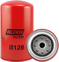 Baldwin B128 By-Pass Lube Spin-on