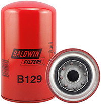 Baldwin B129 Full-Flow Lube Spin-on