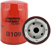 Baldwin B109 Full-Flow Lube Spin-on