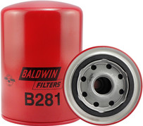 Baldwin B281 Full-Flow Lube Spin-on