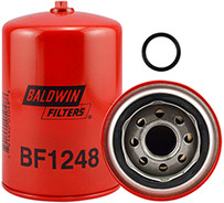 Baldwin BF1248 Fuel/Water Separator Spin-on with Drain