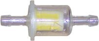 Baldwin BF7843 In-Line Fuel Filter in Plastic Housing