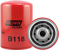 Baldwin B118 Full-Flow Lube Spin-on