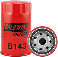 Baldwin B143 Full-Flow Lube Spin-on