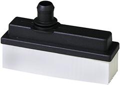 Baldwin SA2047 Crankcase Breather Filter in Plastic Housing