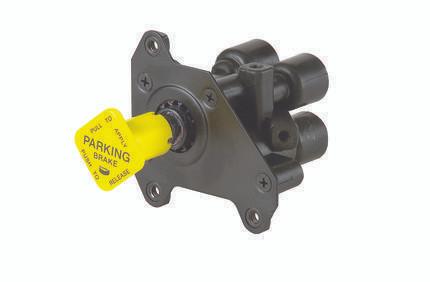 Bendix 65643 PP- DC Park Control Dash Valve