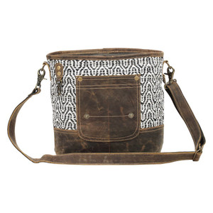 MYRA Burnt Sienna Shoulder Bag
