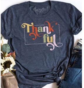 Thankful Graphic Tee