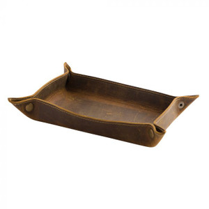 MYRA Leather Tray