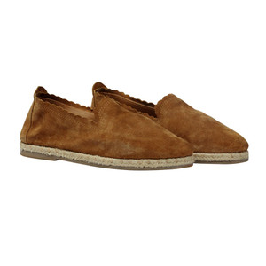 MYRA Leather Espadrilles