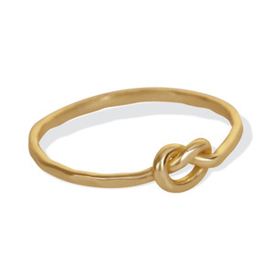 MYRA Knotted Ring
