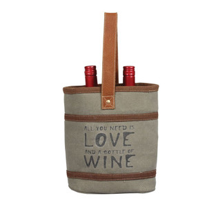 MYRA Wine and Love Double Wine Bag