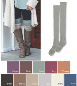 Layering Boots