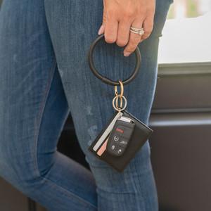 Viv & Lou Keychain Wallet