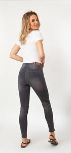 Cenia Ripped Grey Jean