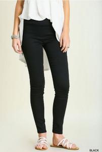 Black Leggings (Small)