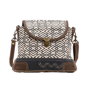 MYRA Cranky Design Shoulder Bag