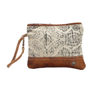 MYRA Floral Print Small Bag