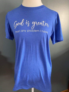 God is Greater Graphic T