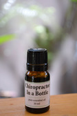 Chiropractor In a Bottle Blend