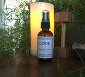 Love Essential Oil Spray 2oz