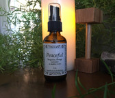 Peaceful Essential Oil Spray 2oz