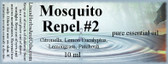 Mosquito Repel #2 Blend