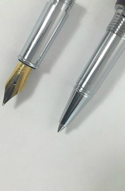 Fountain pen or rollerball