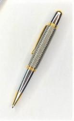 Stainless steel mesh handmade pen