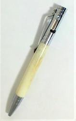 Deer antler handmade pen