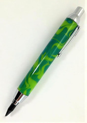 Lime and aqua 5.6mm sketch pencil